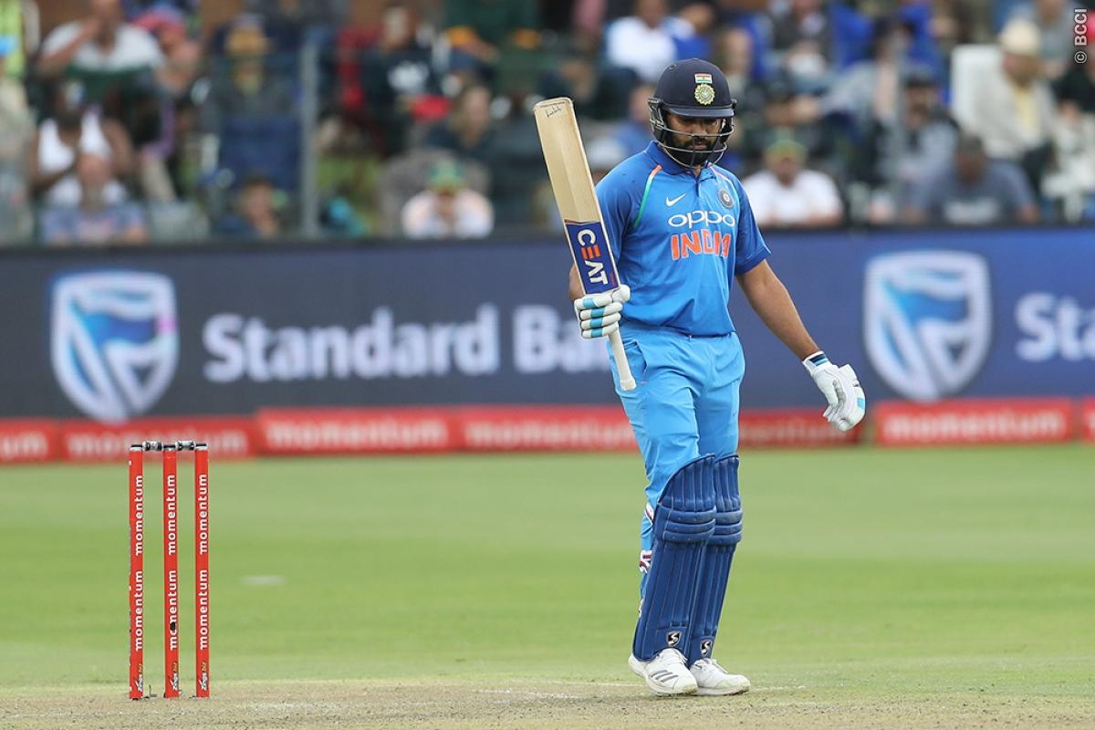 SA v IND 2018: Twitteratis appreciate Rohit Sharma's return-in-form 17th ODI hundred