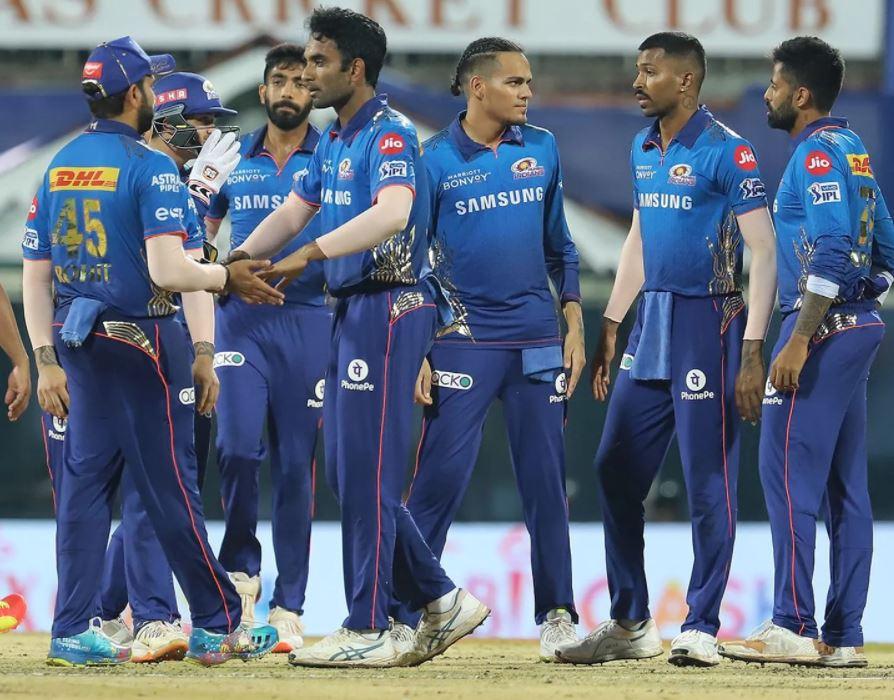 Mumbai Indians | BCCI/IPL