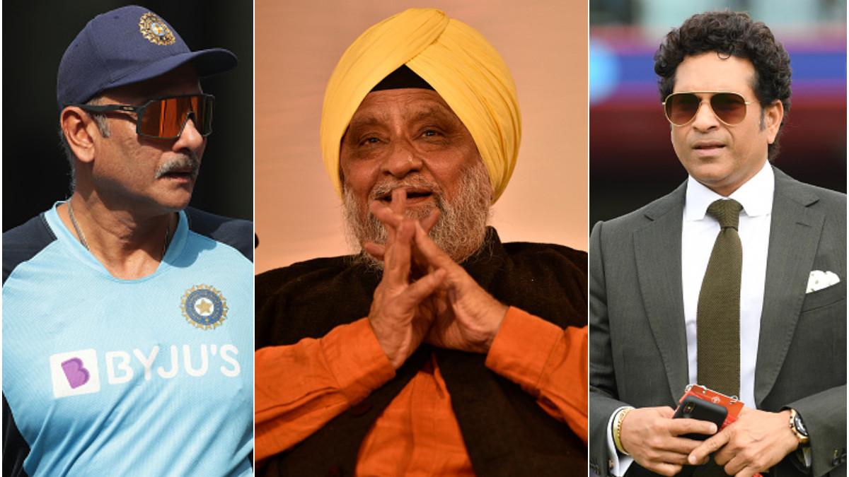 Ravi Shastri and Sachin Tendulkar wish Bishan Singh Bedi on his 75th birthday