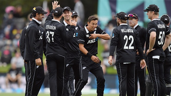 CWC 2019: New Zealand announces 15-man squad for the upcoming World Cup