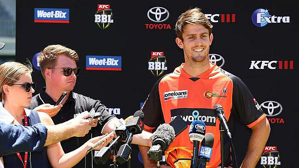 Mitchell Marsh to lead Perth Scorchers in the BBL 07