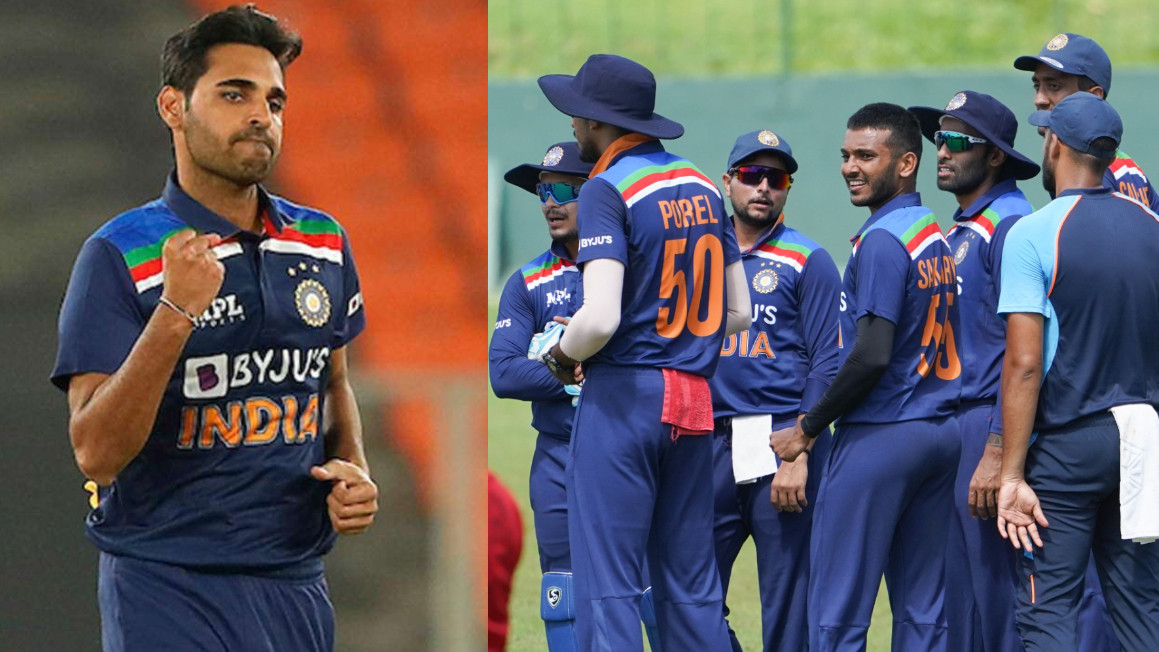 SL v IND 2021: Bhuvneshwar Kumar feels youngsters will carry their IPL confidence into SL series