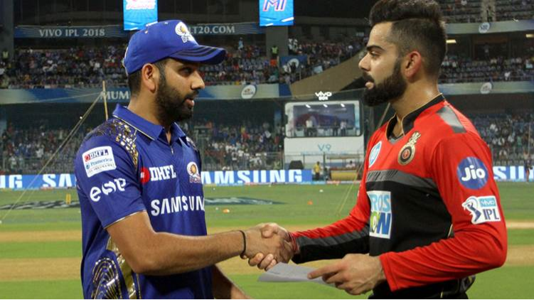 IPL 2018 : Match 31, RCB vs MI - Statistical Highlights