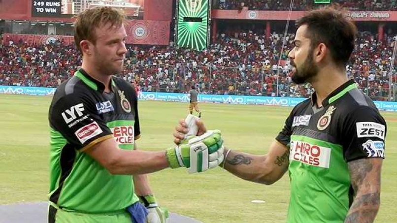 IPL 2018: Virat Kohli and AB de Villiers are like Roger Federer and Rafael Nadal, says RCB staffer