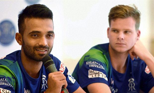 Ajinkya Rahane and Steve Smith will be key players for RR