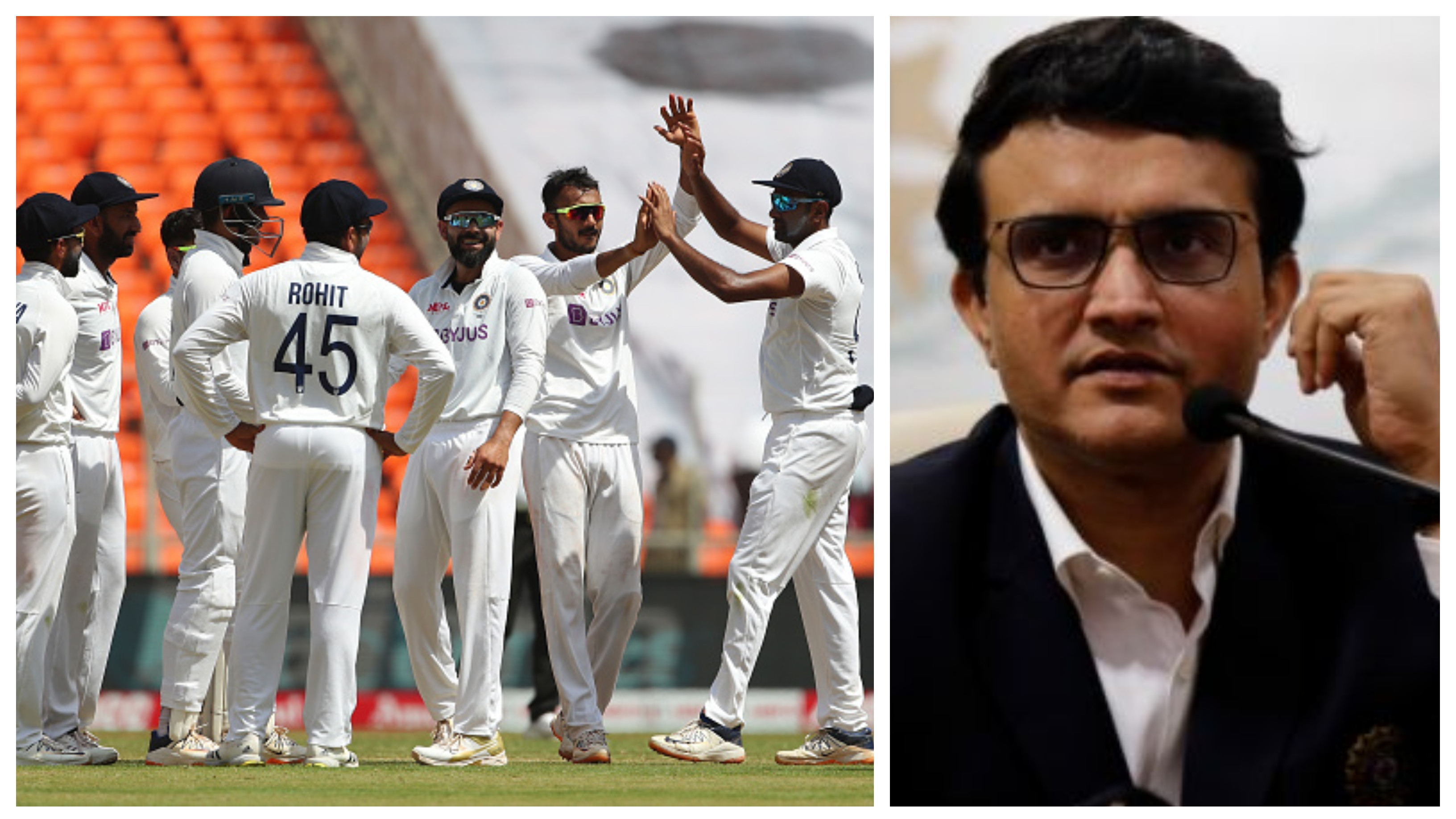Indians more tolerant, English, Australian and West Indies players give up on mental health: Sourav Ganguly