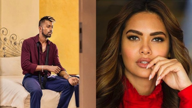 Reports reveal the real truth about Hardik Pandya's relationship with Esha Gupta