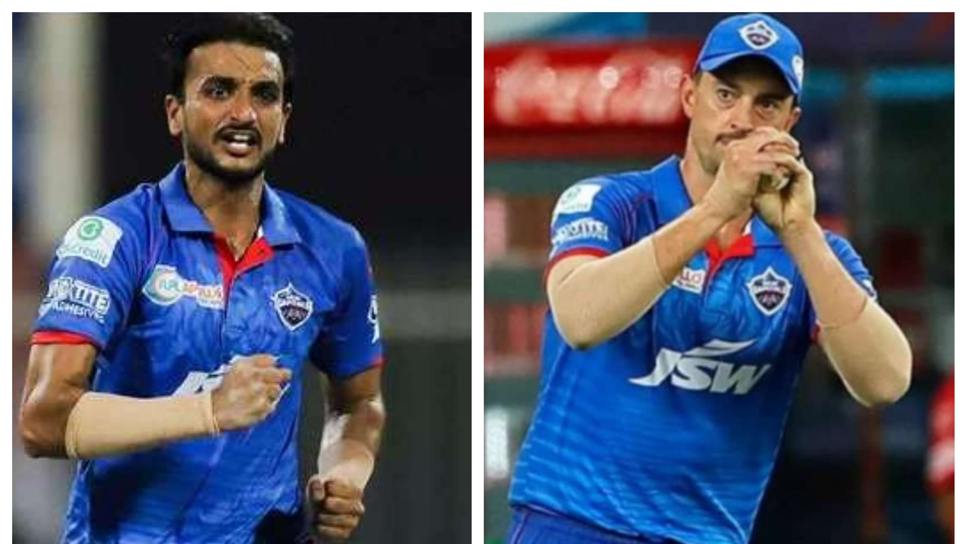 IPL 2021: Delhi Capitals trade Harshal Patel and Daniel Sams to Royal Challengers Bangalore
