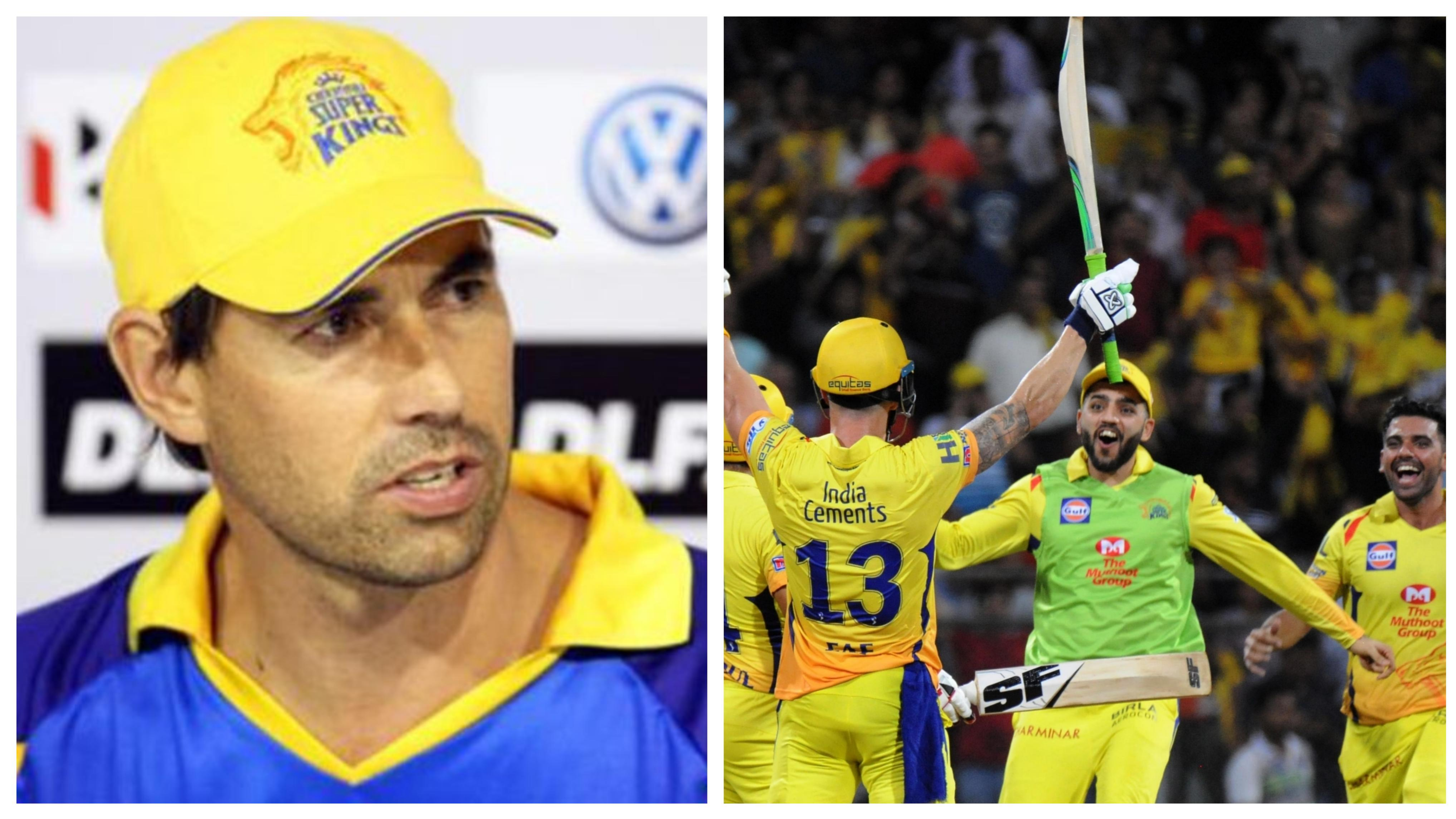 IPL 2018: Individuals standing up at different junctures is key to our success, says CSK coach Stephen Fleming