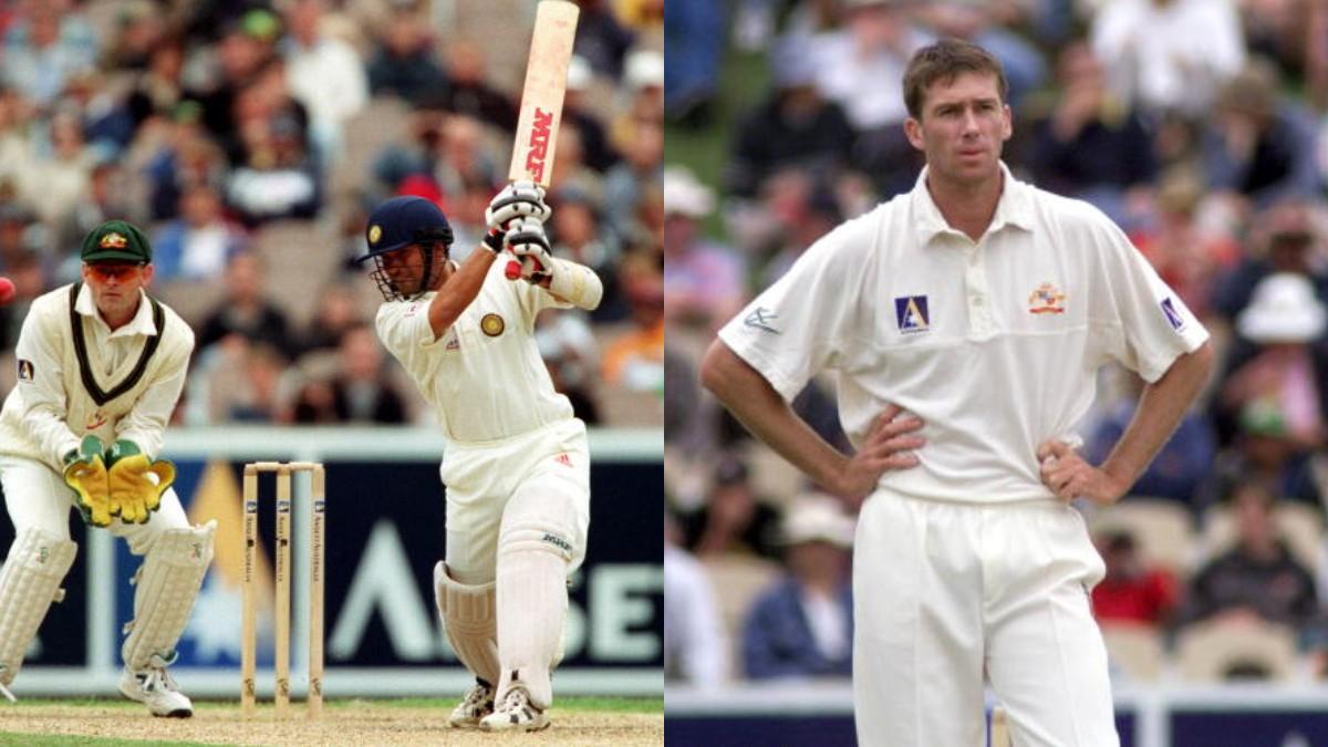 WATCH- Sachin Tendulkar reveals how he got better of Glenn McGrath during the 1999 Adelaide Test