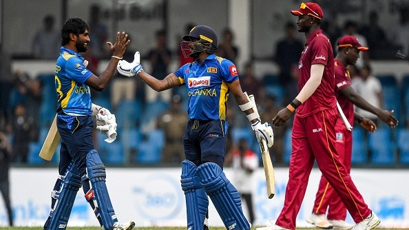 SL v WI 2020: Sri Lanka edge past West Indies by 1-wicket in ODI series opener