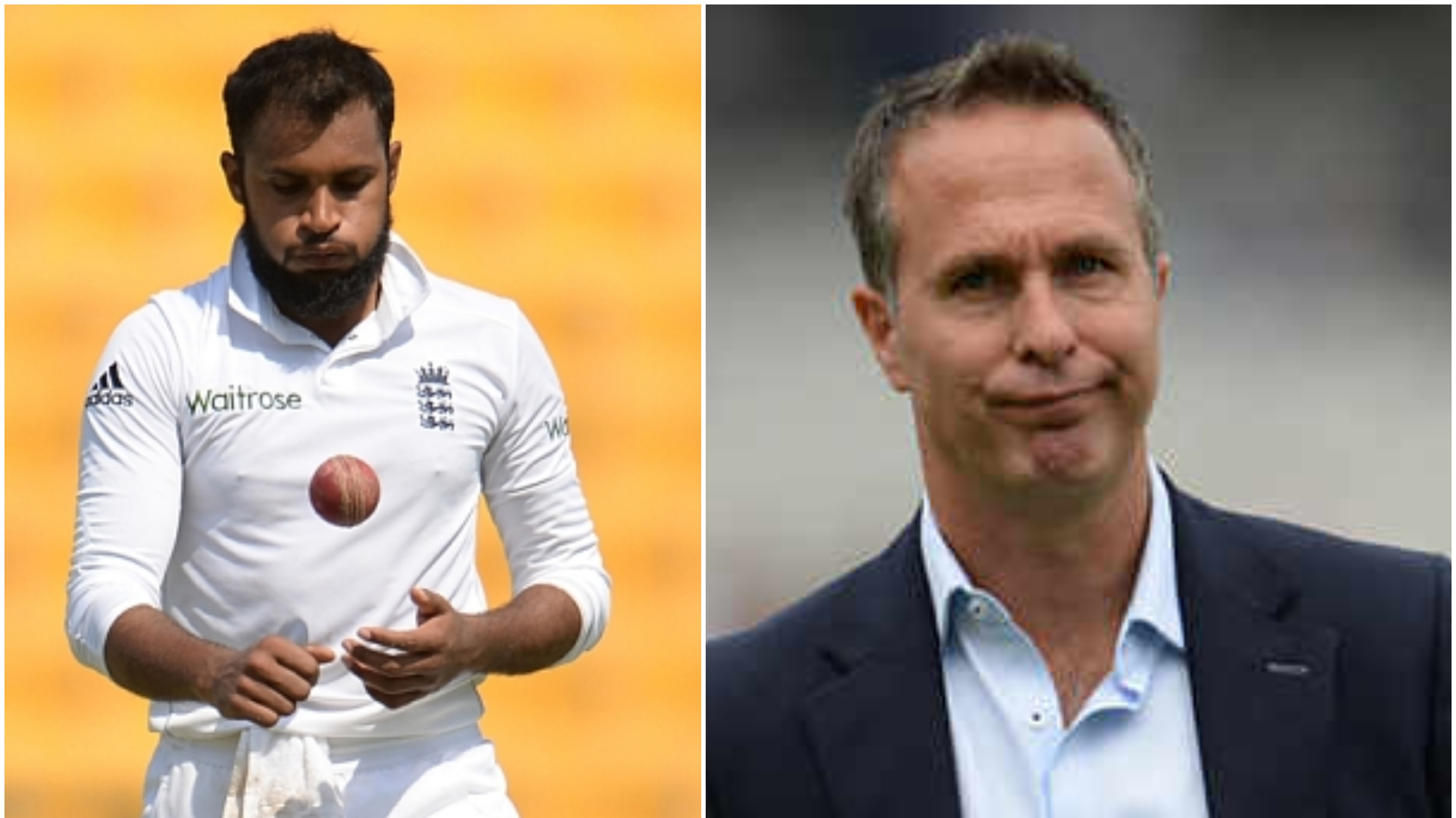 ENG vs IND 2018: Michael Vaughan finds Adil Rashid's Test selection against India