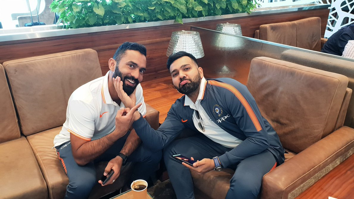 AUS v IND 2018-19: PICS - Players share pictures as Team India leaves for Australia