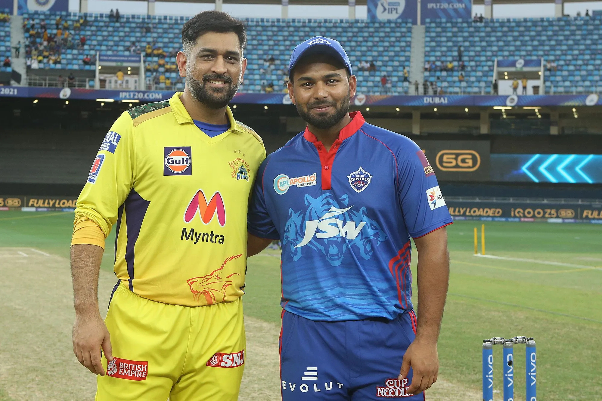 DC has beaten CSK both times in league stages of IPL 2021 | BCCI-IPL