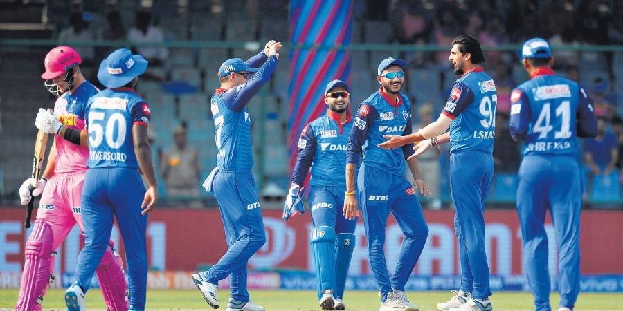 Delhi Capitals reached the final of the IPL 2020   BCCI/IPL