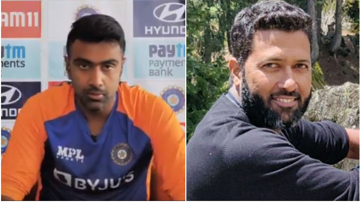 IND v ENG 2021: Wasim Jaffer reacts to R Ashwin's response to a question about Motera pitch