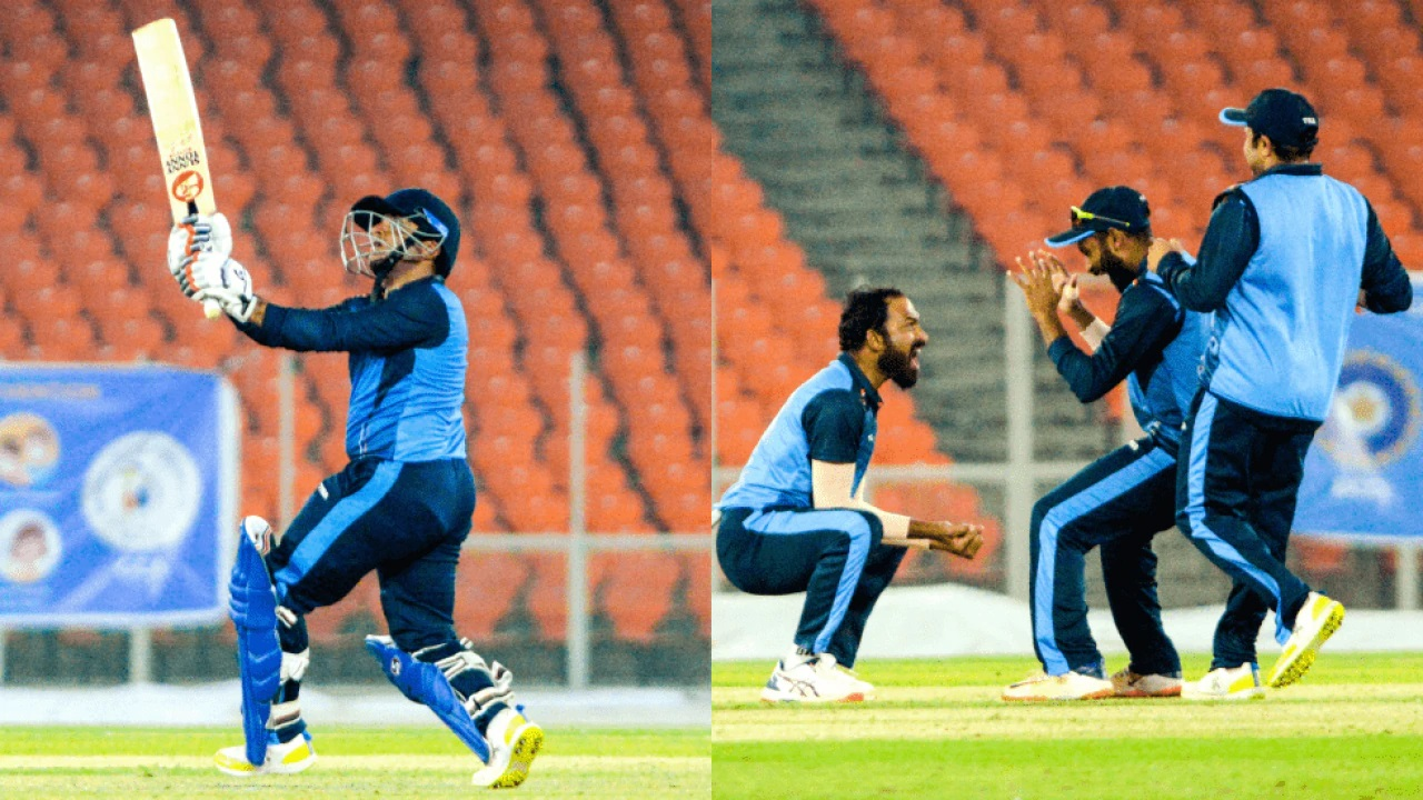 Baroda reached the finals of the Syed Mushtaq Ali T20 Trophy recently