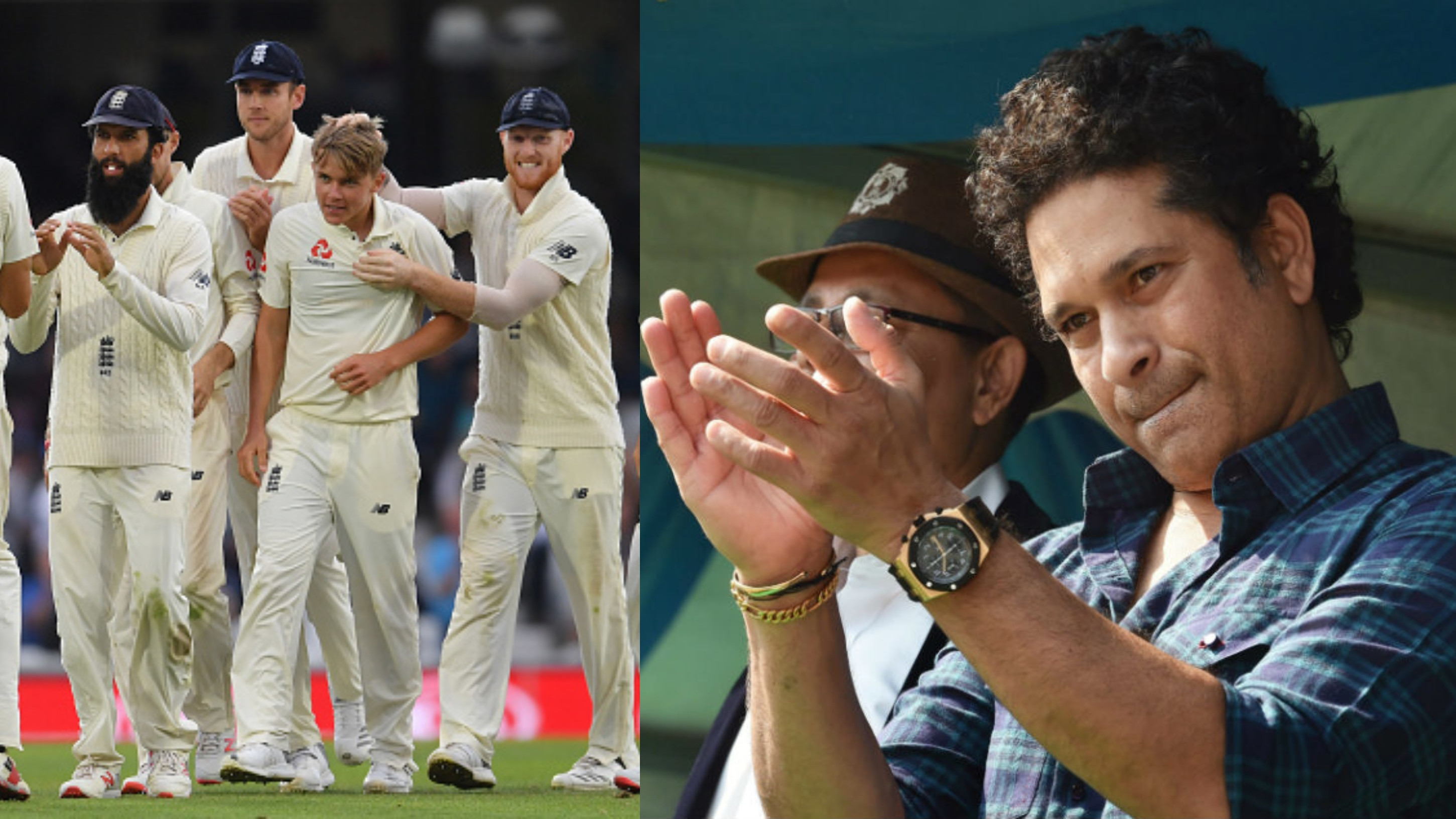 ENG v IND 2018: Sachin Tendulkar names the standout player of the Test series
