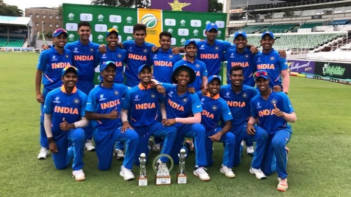 Siddhesh Veer replaces Divyansh Joshi in India squad for U19 World Cup 2020