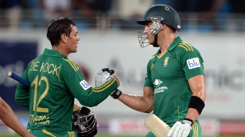 South Africa's T20I captaincy still