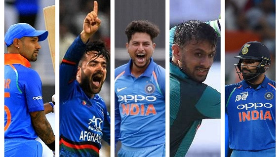 Asia Cup 2018: COC's Asia Cup 2018 XI