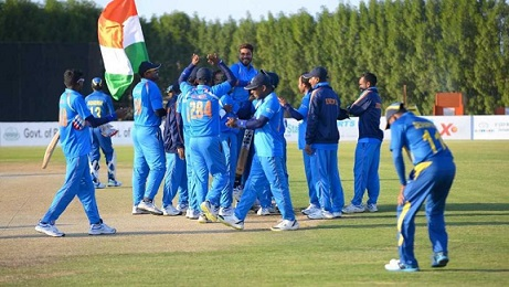 Blind Cricket World Cup: Deepak Malik led India to big win over Sri Lanka