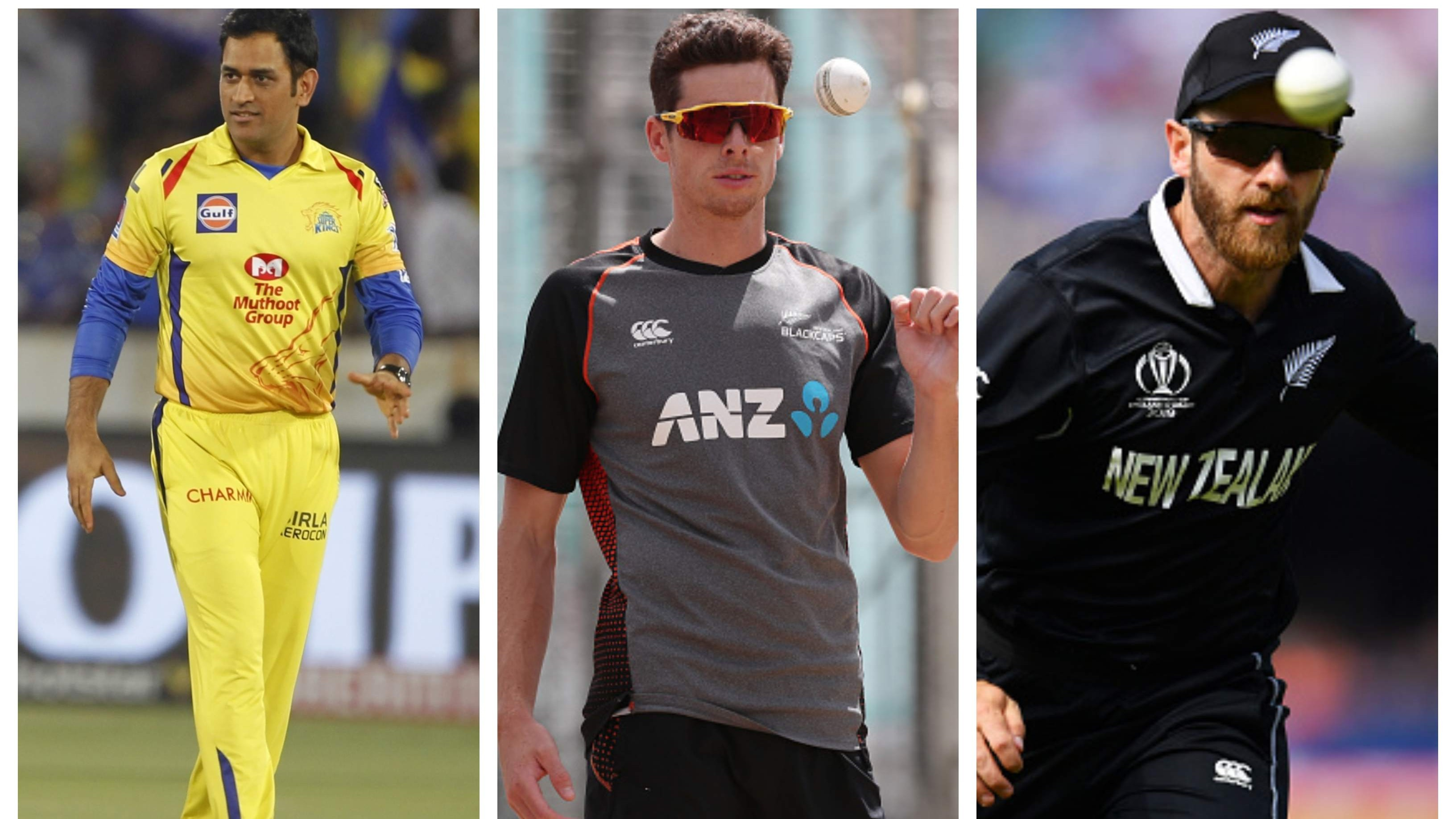 Mitchell Santner highlights similarities between MS Dhoni and Kane Williamson as captains