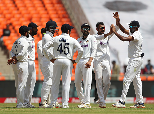Team India have played outstanding cricket despite being in the bio-bubble since last August | Getty