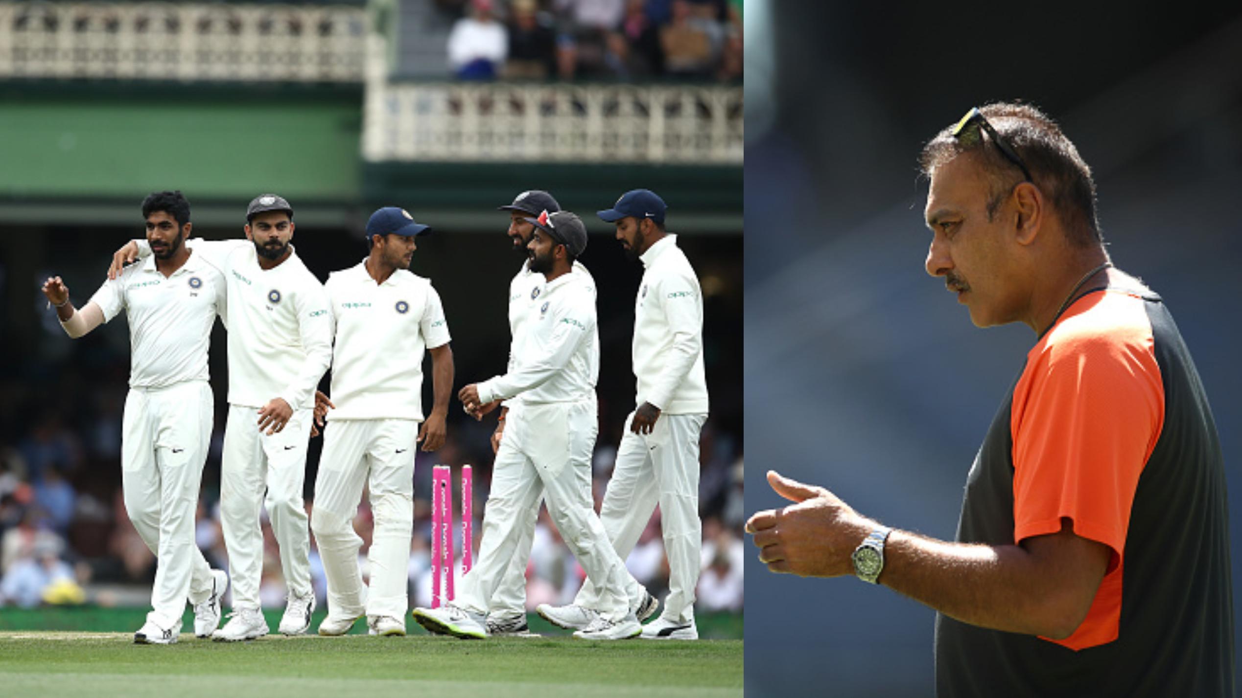 AUS v IND 2018-19: रवि शास्त्री ने खिलाड़ियों को अपने ड्राइवर लाइसेंस घर पर ही छोड़कर आने को कहा था