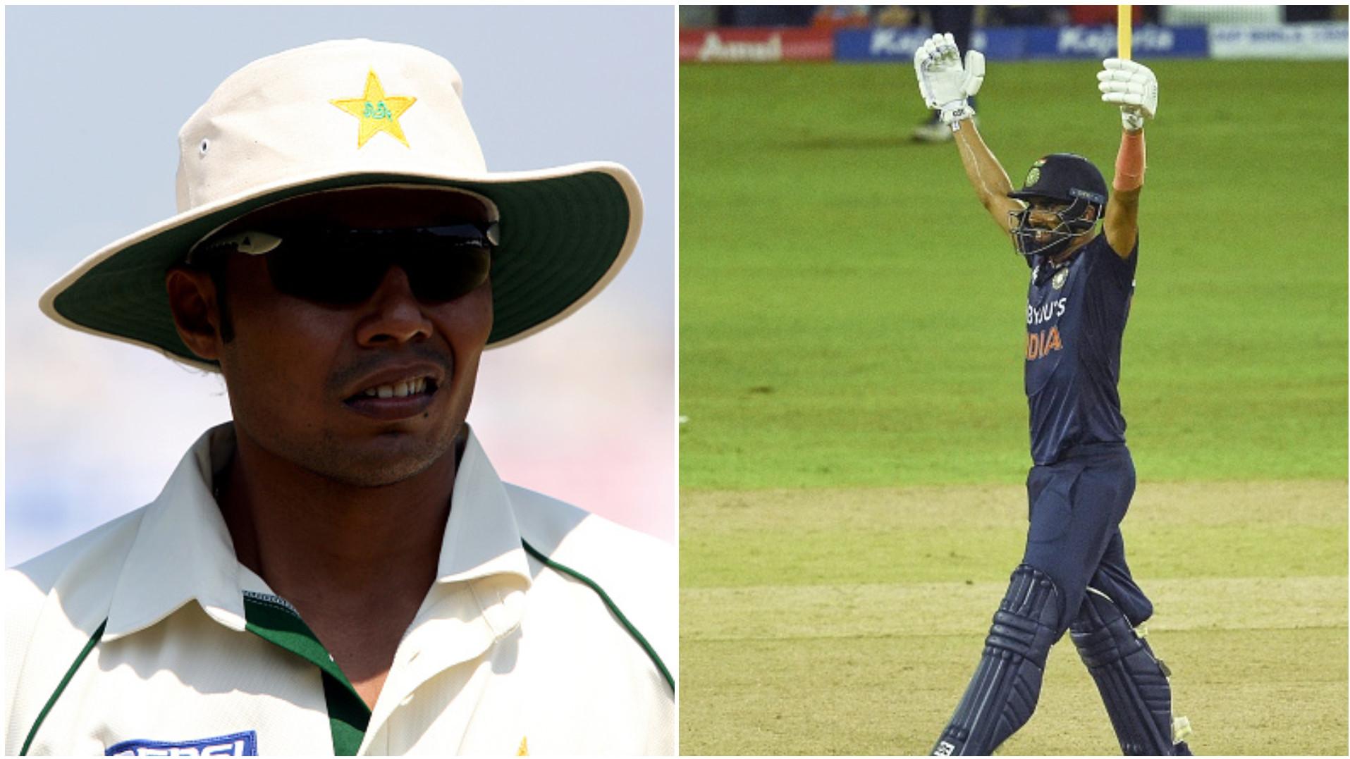 SL v IND 2021: Danish Kaneria lauds Deepak Chahar after his heroic batting in 2nd ODI vs Sri Lanka