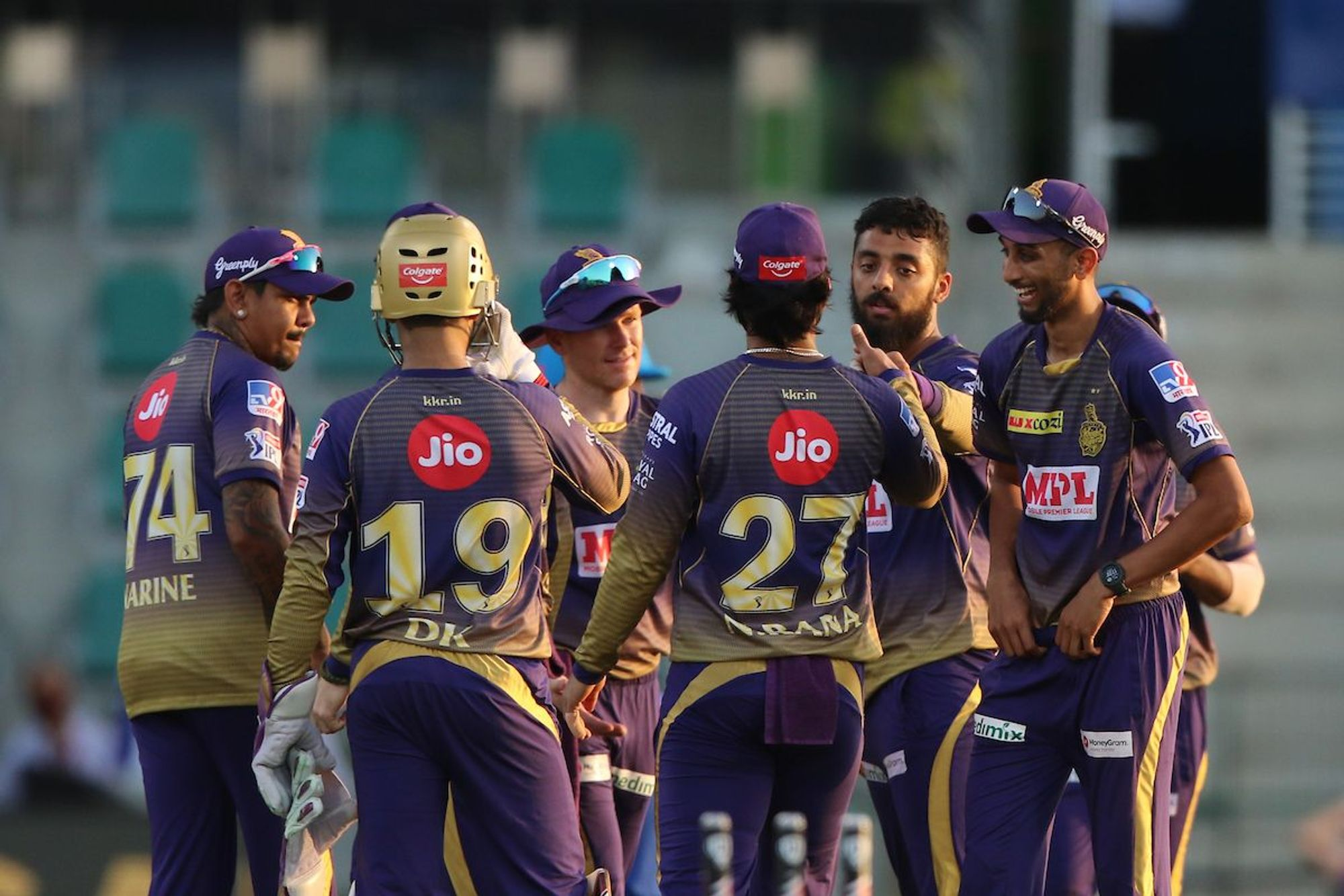 KKR will play their first match of IPL 2021 against SRH on April 11 | BCCI/IPL