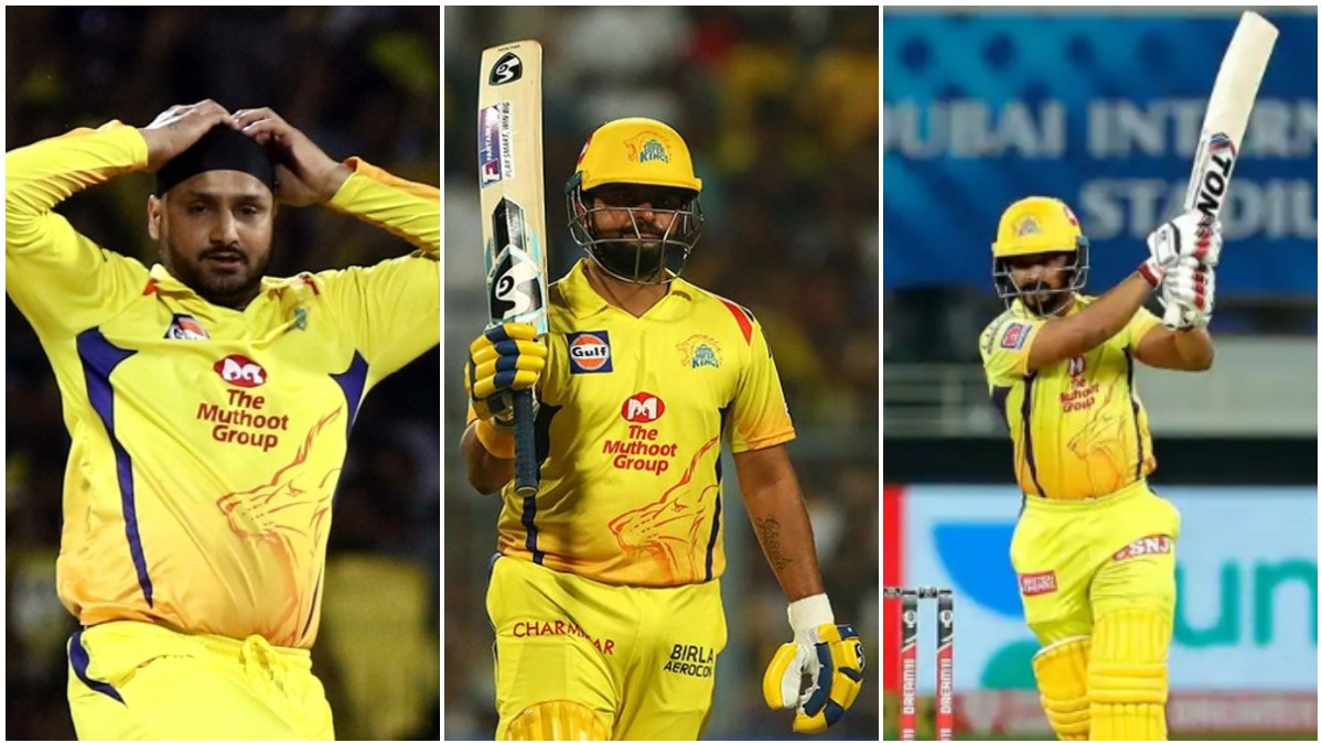 IPL 2020: Top 5 players who Chennai Super Kings (CSK) could release before IPL 2021
