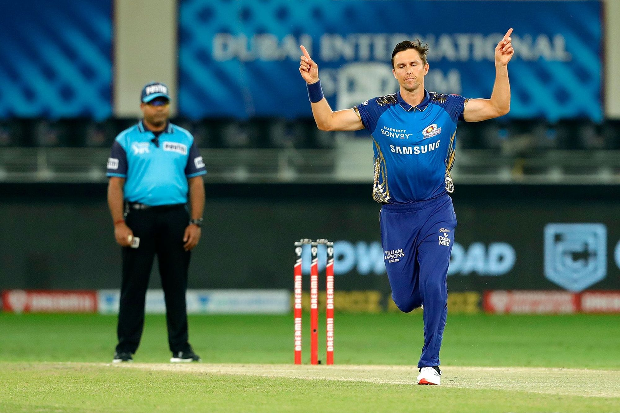 Trent Boult will be crucial in the IPL 2020 Final for the Mumbai Indians | BCCI/IPL