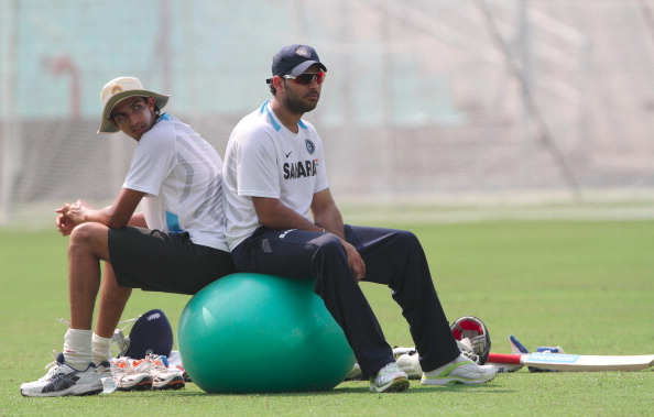 Ishant Sharma and Yuvraj Singh   Getty