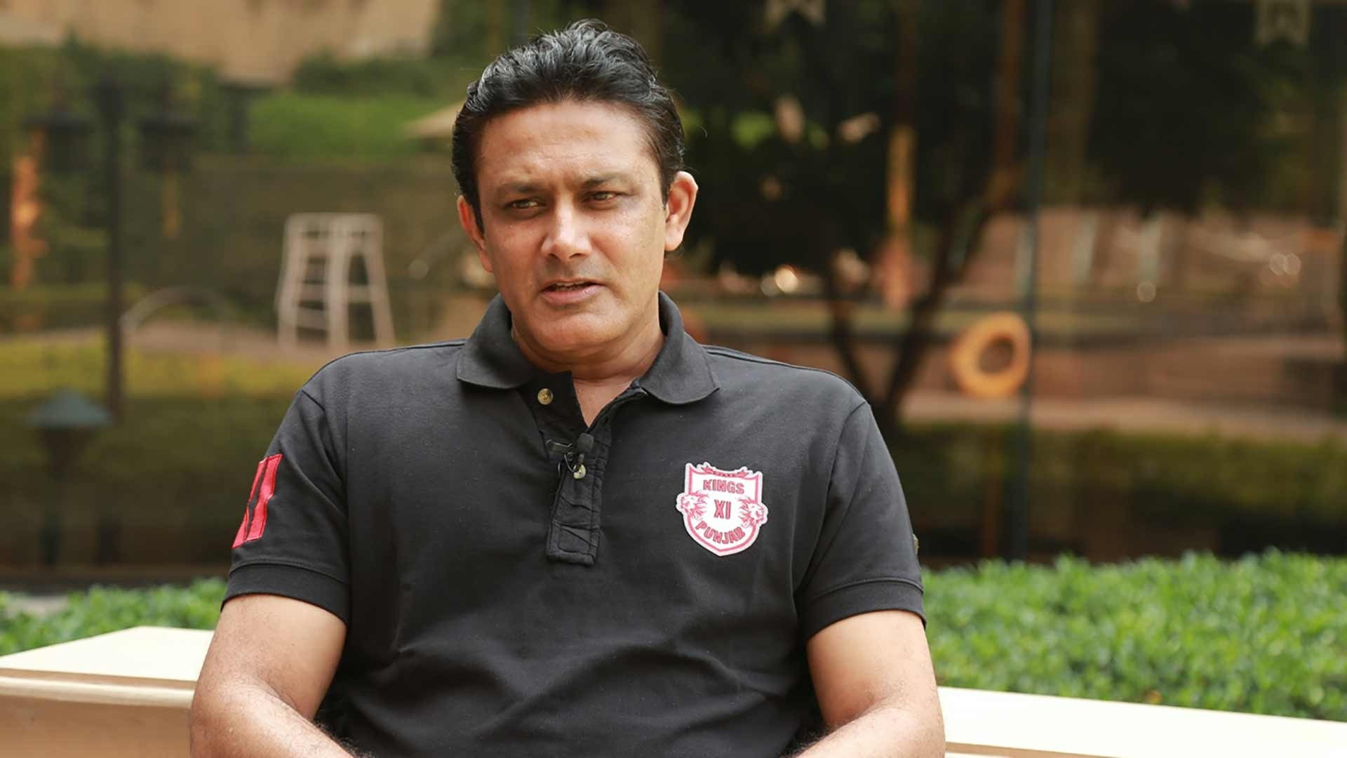 Anil Kumble is the director of operations for KXIP | Twitter