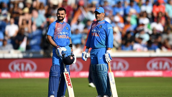NZ v IND 2020: Virat Kohli breaks this MS Dhoni record for India in T20I cricket