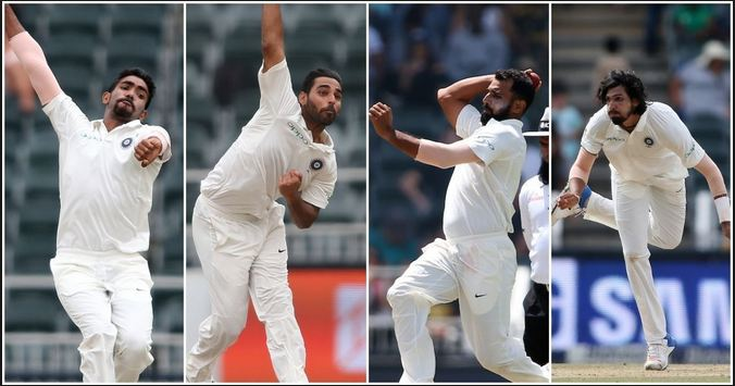 India has the most potent pace attack in years touring Australia | Getty Images