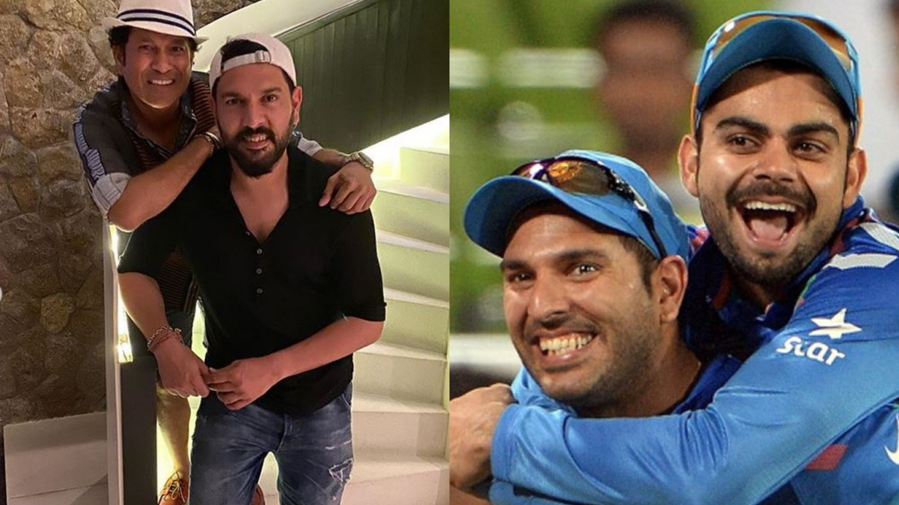 Yuvraj Singh gets wishes on his 38th birthday from his former teammates