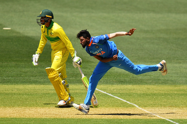 Siraj has the second worst bowling figures by an Indian on ODI debut | Getty