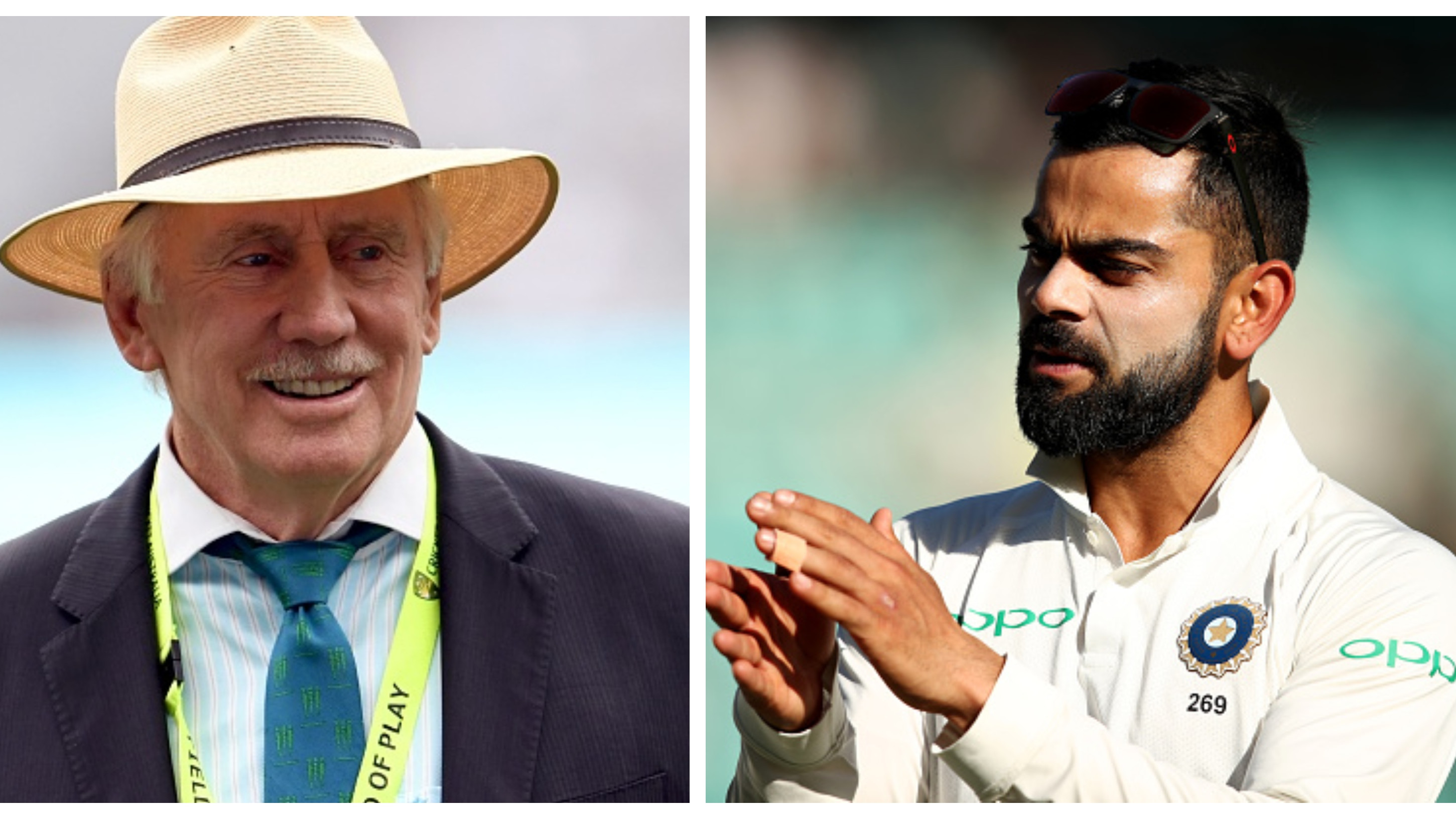 AUS v IND 2018-19: Virat Kohli would be a champion in any era of the game, says Ian Chappell