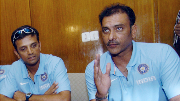 BCCI crossfire creating problems for Ravi Shastri and Rahul Dravid
