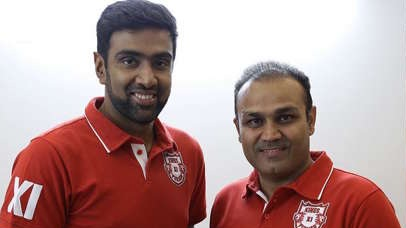 Watch- KXIP mentor Virender Sehwag explains why franchise chose R Ashwin as captain for IPL 2018