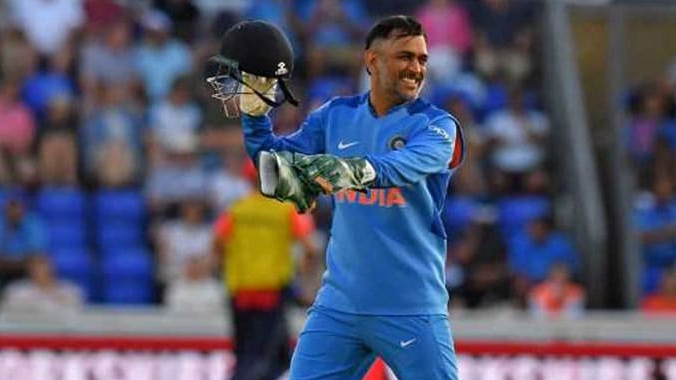 Asia Cup 2018: MS Dhoni achieves another feat behind the stumps in International cricket