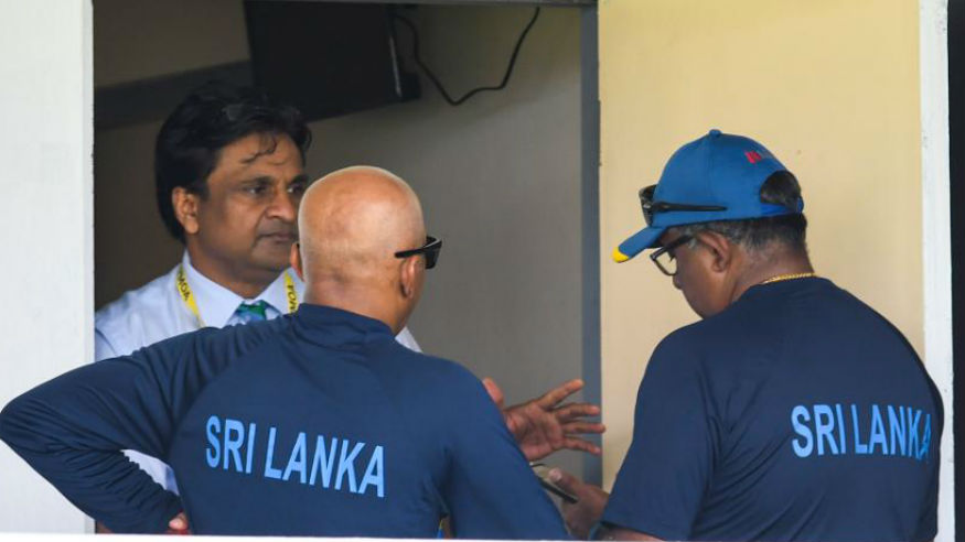 WI v SL 2018: Sri Lankan Team Management charged by ICC for poor code of conduct