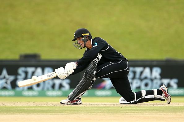 Rhys Mariu top-scored for NZ U19 | Getty