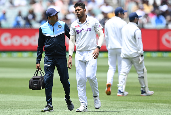 Umesh is heading home early because of an untimely injury | Getty
