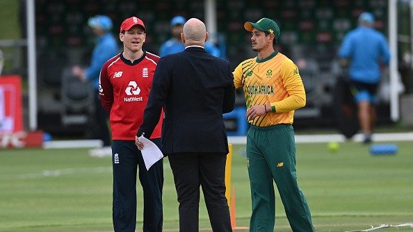 SA v ENG 2020: First ODI postponed after one South African player tests COVID-19 positive