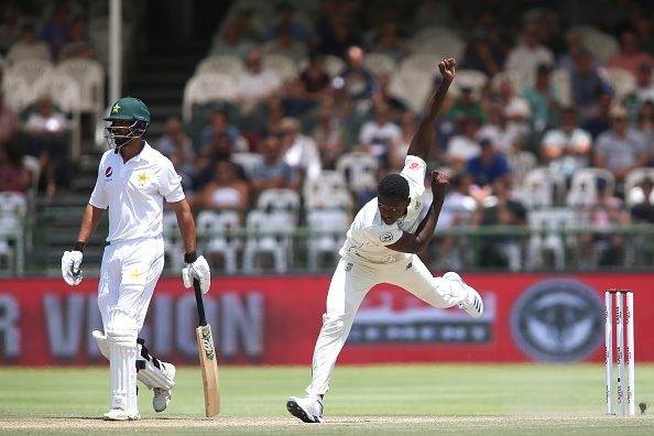 Pakistan's batting woes continue in South Africa | Getty Images