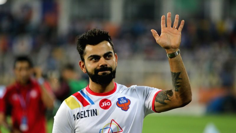 Virat Kohli shares a special message after India's victory over Kenya