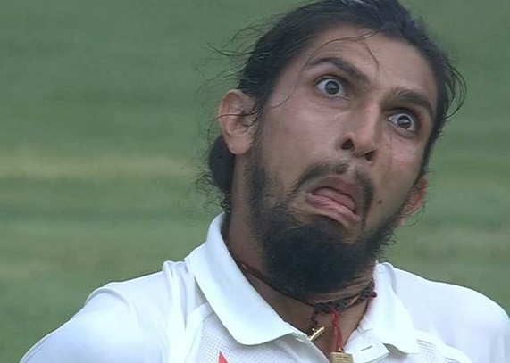 Ishant Sharma gives an apt reply to a rude fan for his taunting post on social media